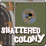 Shattered Colony the Survivors