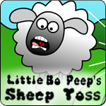 Little Bo Peeps Sheep Toss