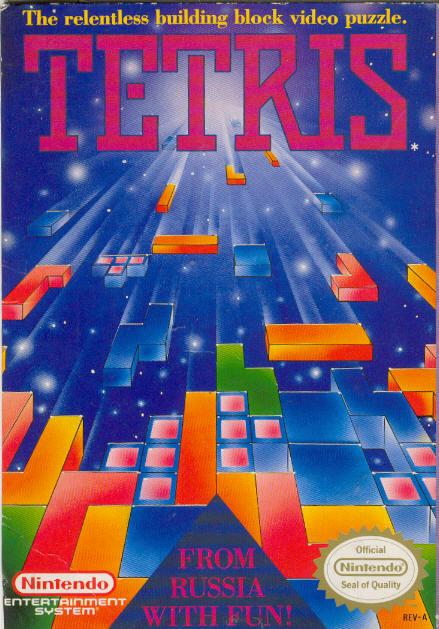 Tetris haal de Highscore