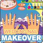 Wedding Nail Makover